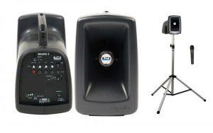 Megavox Sound System Package
